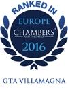 GTA VILLAMAGNA ABOGADOS reconocida por el directorio Chambers Europe